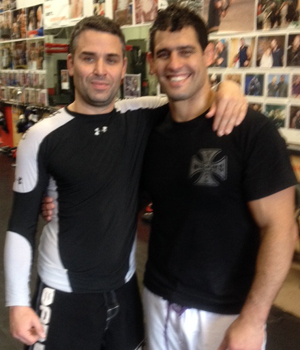 Prof. Bill Loftus & Daniel Gracie