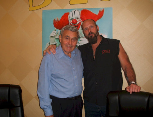 Frank Avruch, aka Bozo the Clown, will be missed.